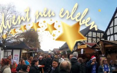Lohmarer Familien- und Kunsthandwerker Weihnachtsmarkt 2015