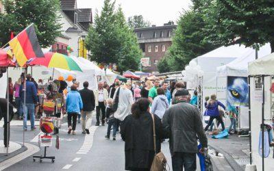 Programm Stadtfest 2016