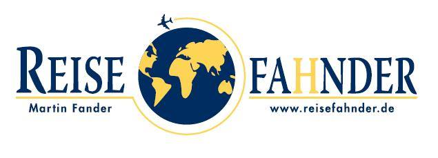 Reisefander Logo
