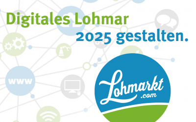 Der LOHMARKT erfüllt den Wunsch nach kommunaler Digitalisierung